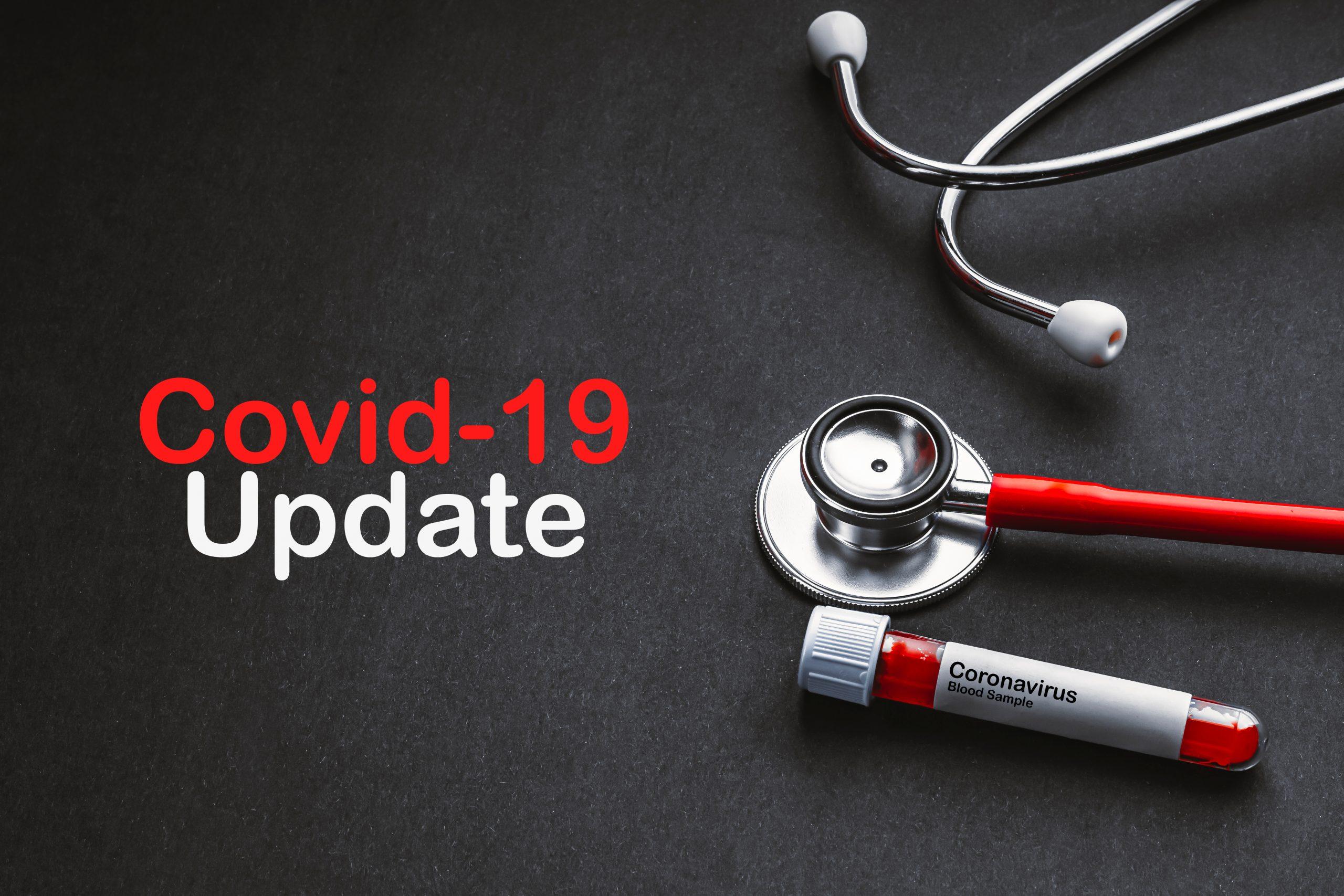 Covid Update Blog